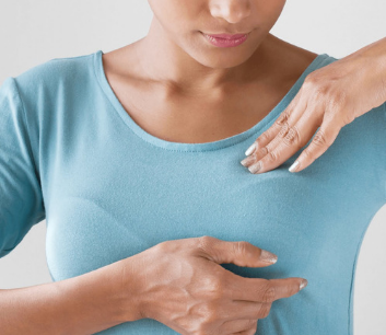 bolesność piersi
