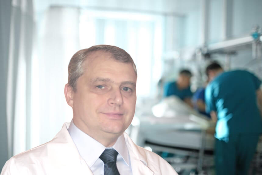 Dr n. med Krzysztof Pławski - gabinet konsultacji onkologicznych